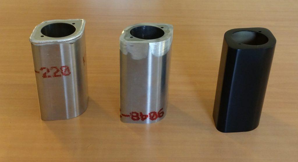 tolectro boîtier aluminium aéronautique
